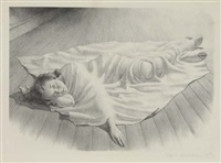 penny, lady? (+ sleep, 1945; 2 works) by kyra markham