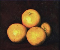 stillleben mit grapefruits by hans emmenegger