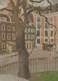smith square, london by eunice simeon