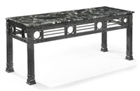 console table by otto wagner