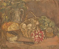 nature morte by georges bouche