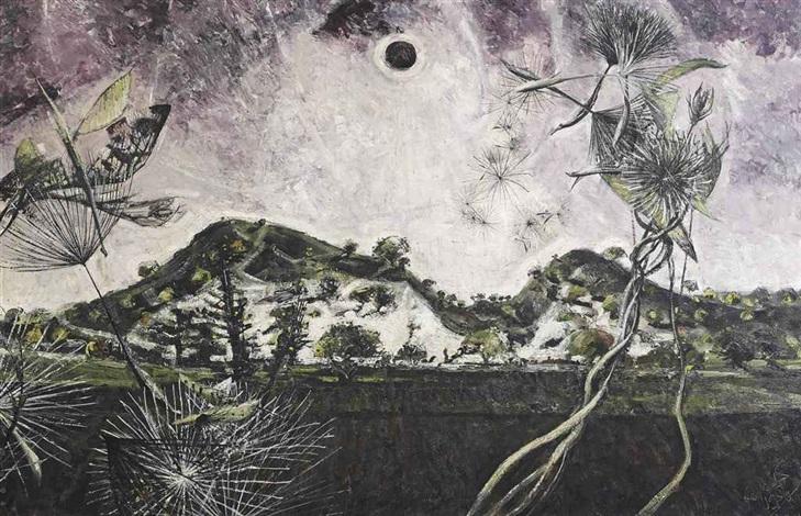 bleak hillside by alan reynolds
