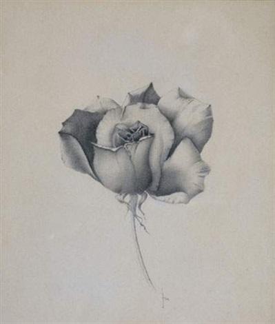rose by henri mondor