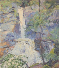 kent falls by george laurence nelson