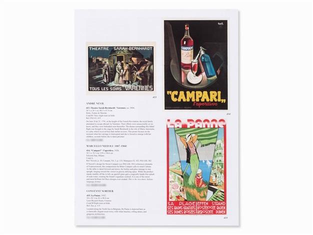 7e55356fa148 Campari laperitivo by Marcello Nizzoli on artnet