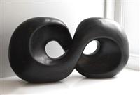unique infini sculpture by alexandre noll