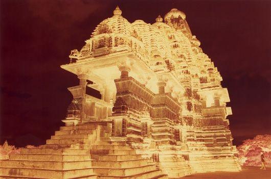 temple khajuraho by akim monet