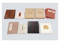 various portfolios (7 portfolios w/various works) by keisuke serizawa