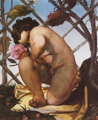 cupid by david scott