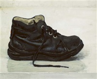 freagh's shoes (+ chocolate, verso) by blaise smith