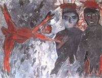 priest painting by davida allen