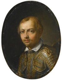 portrait of francesco dal pozzo by jan van den hoecke