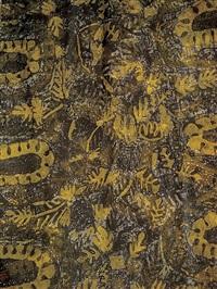 silk batik organza by josette yong