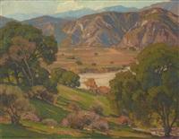 California Landscape, 1920