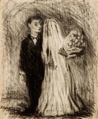 gli sposi by arnaldo badodi