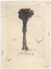 souvenir by jim dine