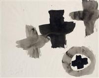 composition by julius bissier