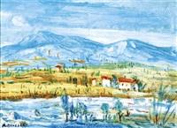 paesaggio by armando tonello