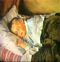 le premier sommeil by alexandra desnitskaya