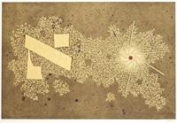 the creation (portfolio of 10 works) by mordechai ardon