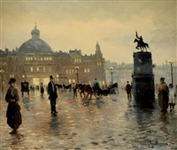 place animée, la haye by floris arntzenius