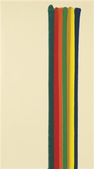 pillar of hope by morris louis