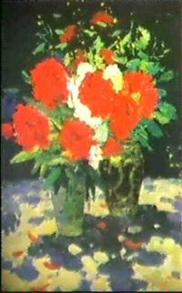 les fleurs du jardin by stiepan philloppovich golub