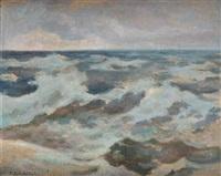 morze by waclaw zaboklicki