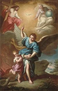 the guardian angel by jean pierre raspay