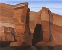 paisagem com rochedos by joão hogan