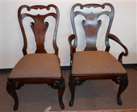 anglesly dining chairs (set of 10) by ralph lauren