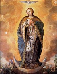 inmaculada by juan (fray) sanchez y cotan