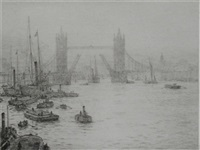 tower bridge by roland langmaid