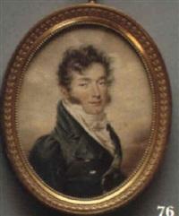 prince alexander petrovich obolensky by carl de bourdon hummel
