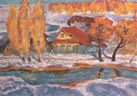 l'atelier de l'artiste by victor smirnov