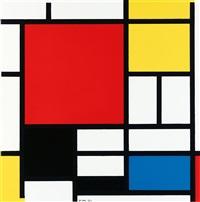 Piet Mondrian Auction Results - Piet Mondrian on artnet