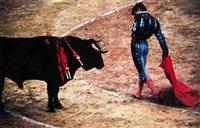 corrida goyesque, arles by alfons alt