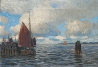 haven by the north sea by franz korwan