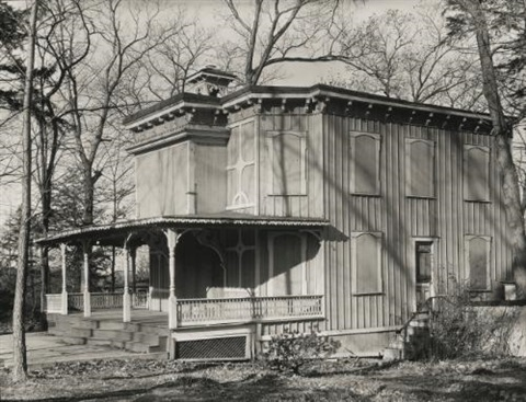 ossining new york by walker evans