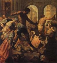 strage degli innocenti by simone barabino