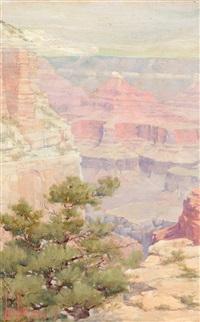 grand canyon by louis b. akin