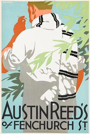 Austin Reeds Of Fenchburch Street By Tom Purvis On Artnet