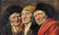 les trois flibustiers by roman arregui