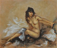 tribute to sir william russell flint, ra by ken hamilton