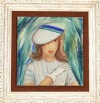 la mujer del guante by victor manuel