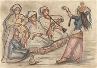 la danse by ragheb ayad