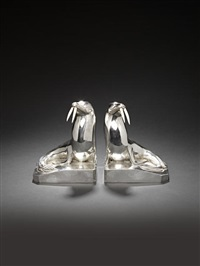 bookend (+ another; pair) by george h laurent