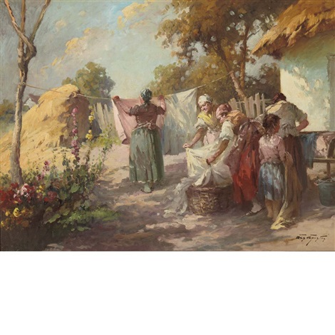 washer women by agoston acs