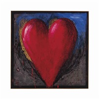 at kottbusser tor (in 2 parts) by jim dine