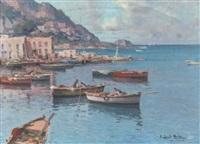 on the neapolitan coast by fortunato fontana